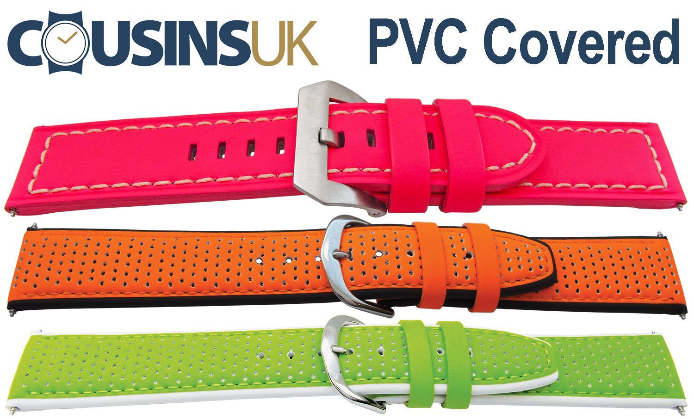 PVC Covered Straps