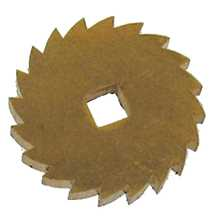 Ø16mm Brass Ratchet Wheel