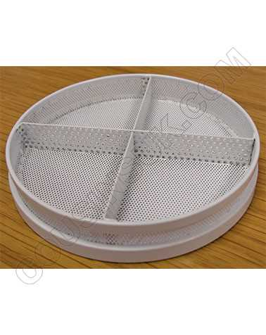 Tray, 4 Section (RC)