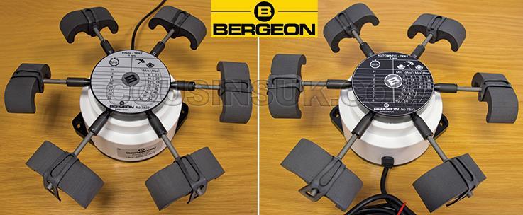 Bergeon Rotation Machine