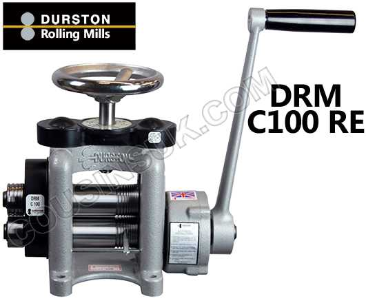 R43341 Durston C100 Re Combination Rolling Mill