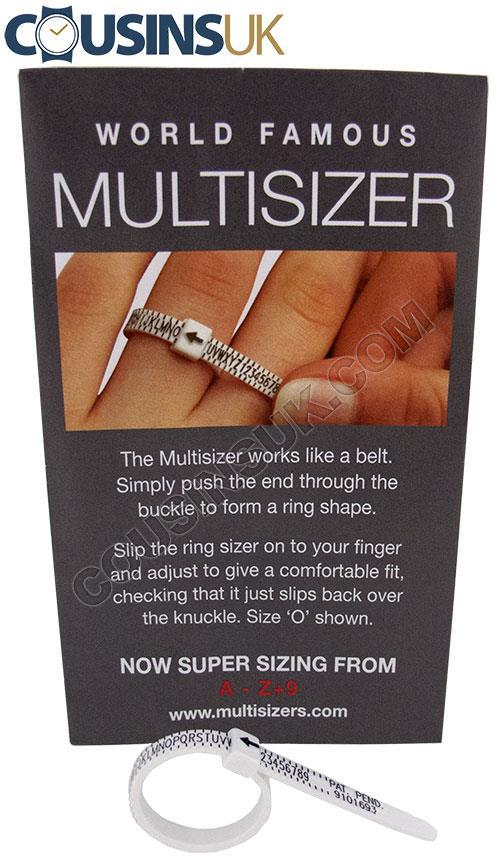 UK (A to Z + 9) Multisizer