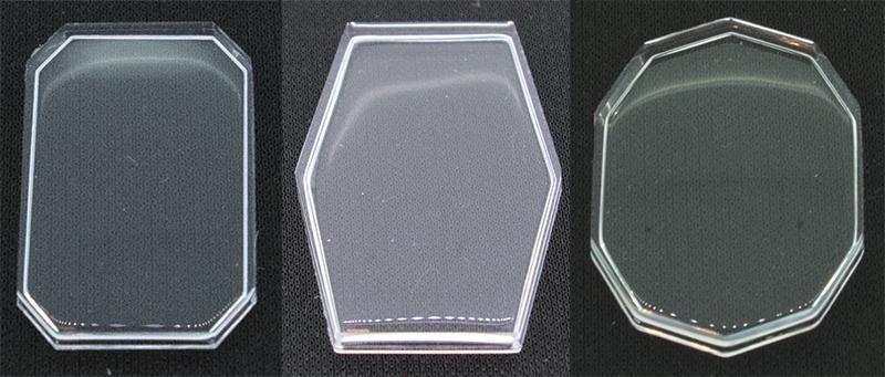 6 or More Sides (Flat Bezel)