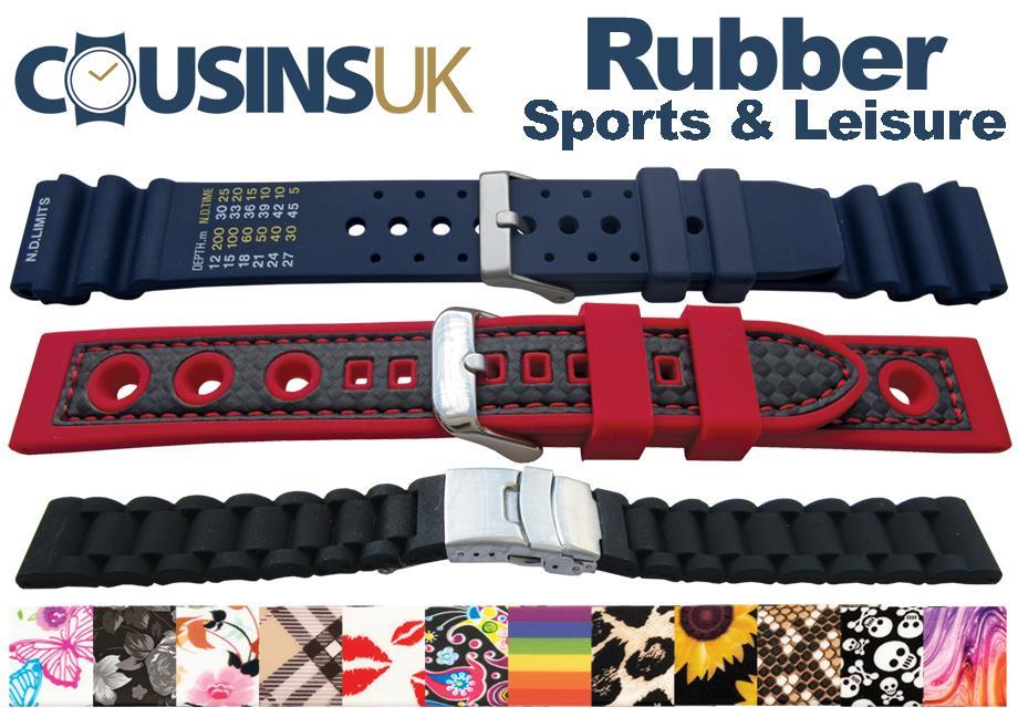 Rubber, Sports & Leisure