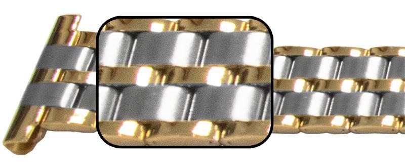 16/12 (11.6x10) Row 1,3,5 Mirror, 2T Yellow