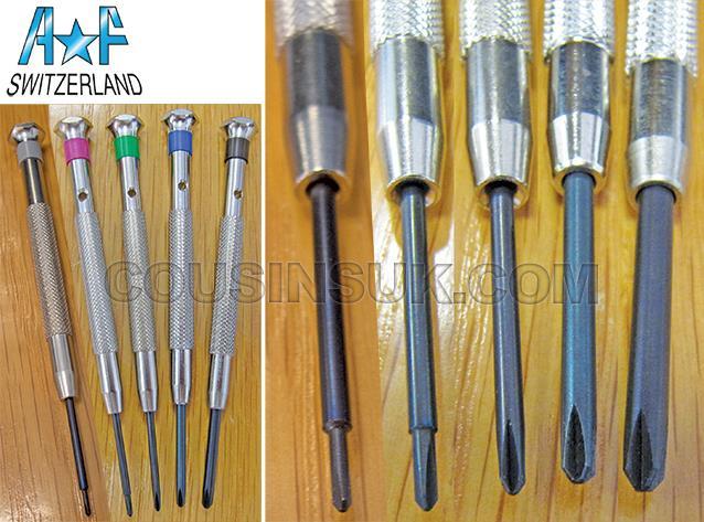 Crosshead (Stainless Steel), A*F Swiss