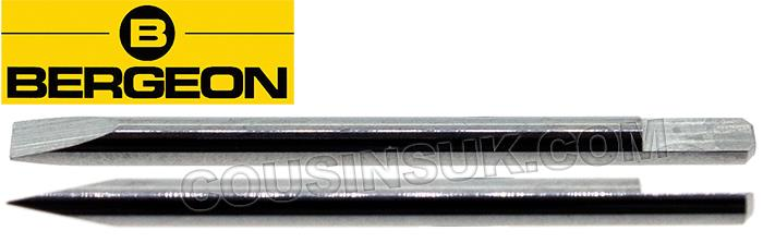 Bergeon, Flat (Steel, 30080/81)