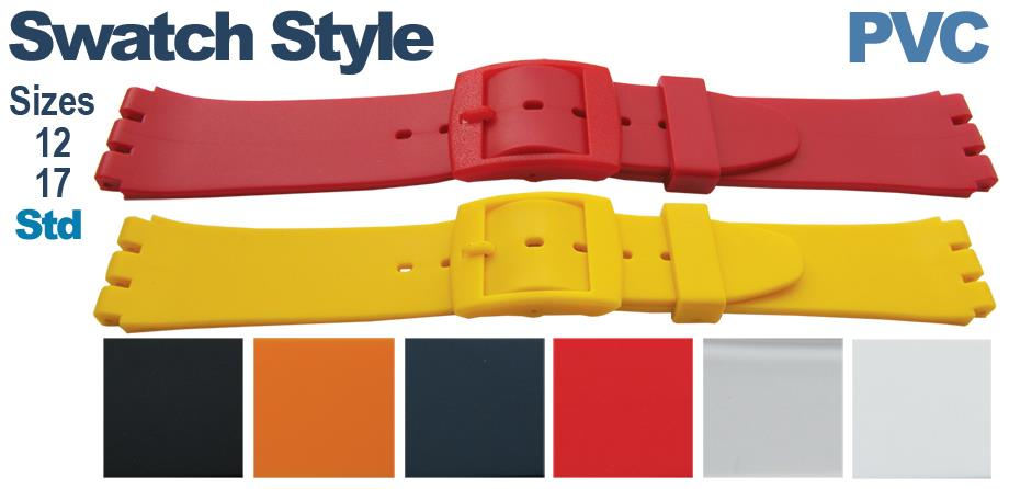 Swatch Style (PVC)