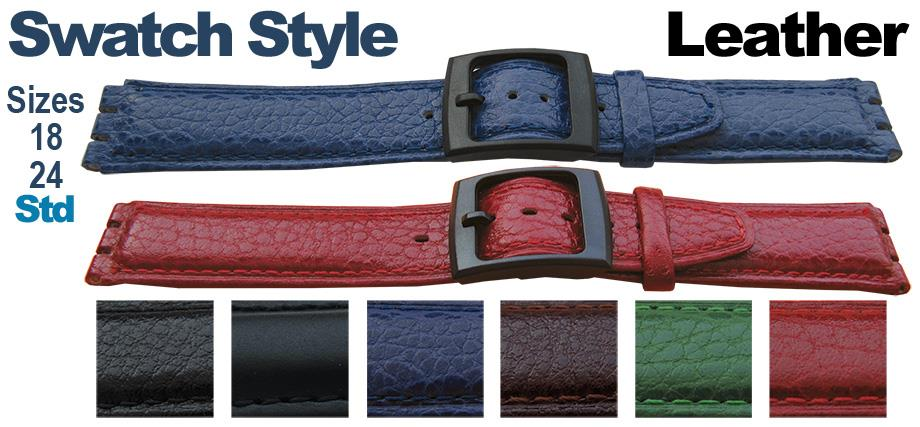 Swatch Style (Leather)