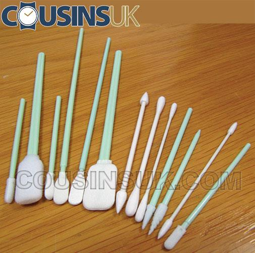 Assorted Cleaning Swabs