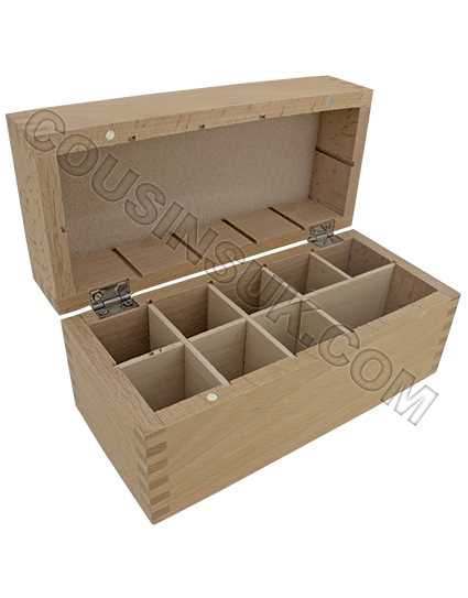9 Compartment (Various)