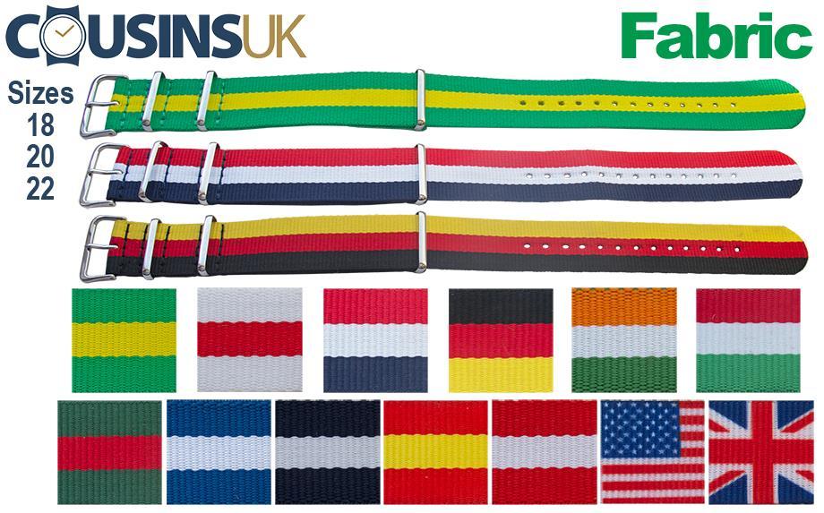 Flags - N.A.T.O. Style