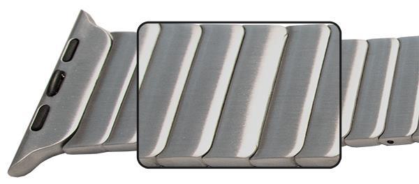 Stainless Steel 42mm iWatch Bracelet