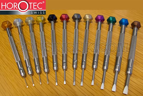 Horotec Stainless Steel