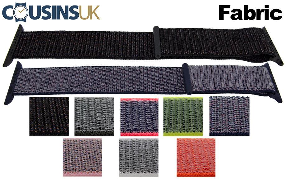 Woven Fabric - Velcro Style