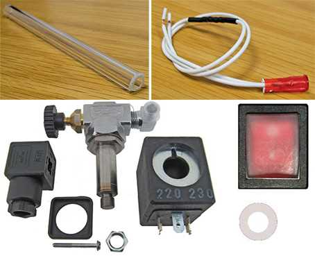Eitan Industries Steam Cleaning Replacement Parts