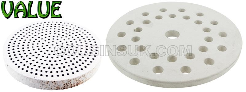 Honeycomb Soldering Boards, Round