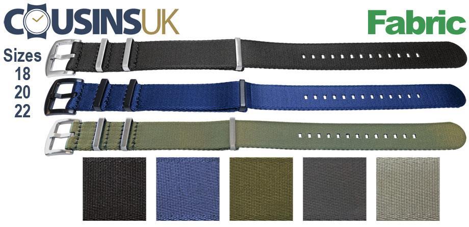 1 Colour - Seatbelt (1.2mm) Style