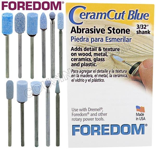 Foredom Cream Cut (All Metals, Glass & Gemstones)