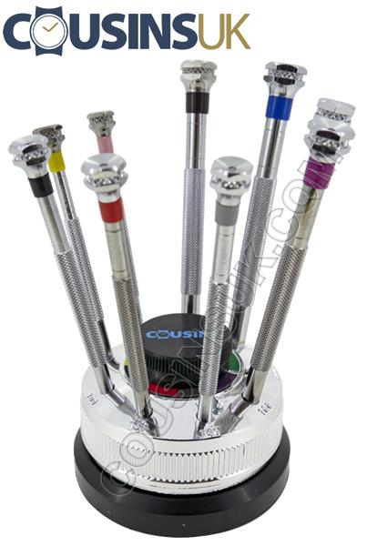 Stainless Steel (9 Pieces)