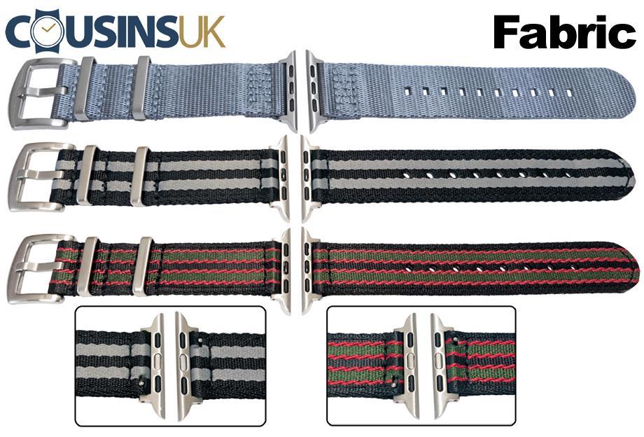 Seatbelt Fabric - 2 Piece Style