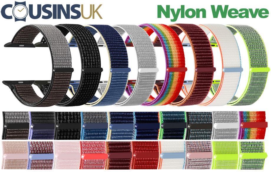Nylon Weave - Sports Loop