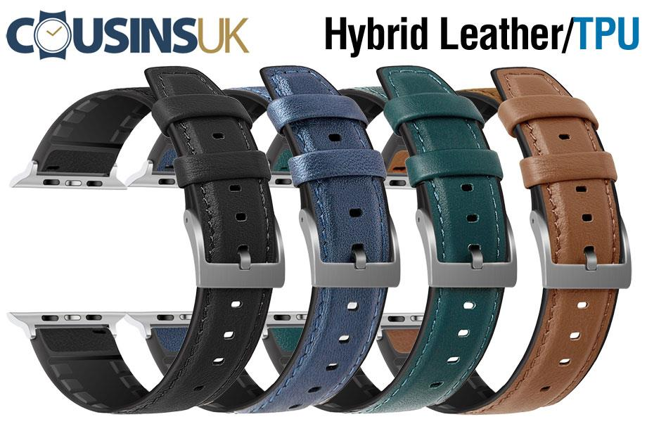 Hybrid - Leather/TPU