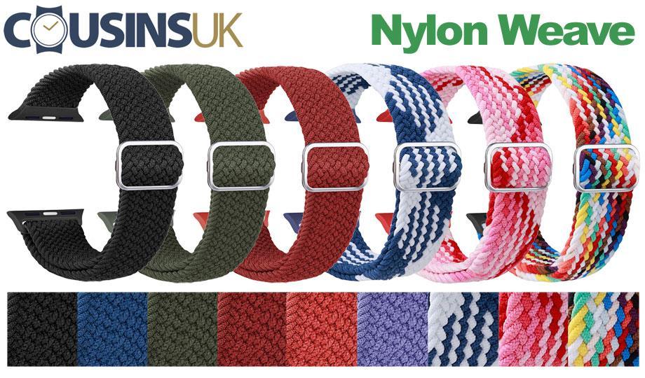 Nylon Weave - Adjustable