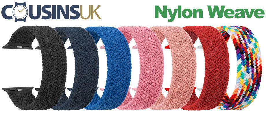 Nylon Weave - Solo Loop