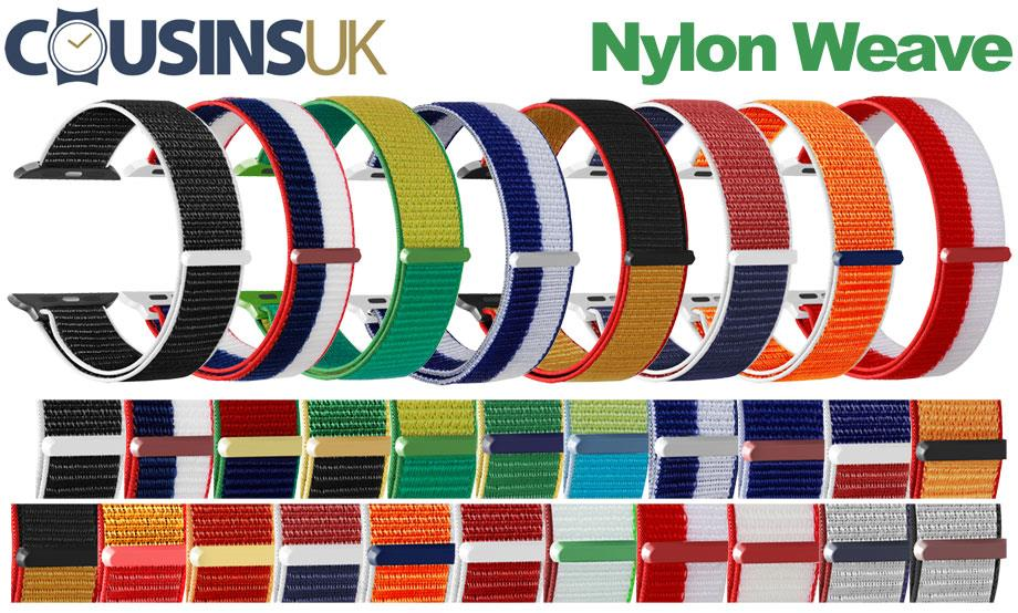 Nylon Weave - Sports Loop International