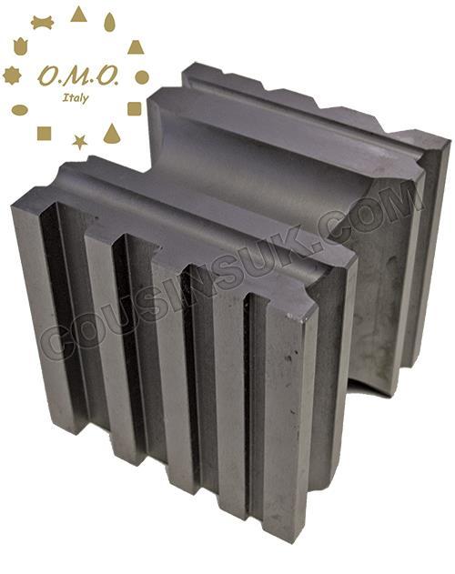 Multi Shaped Forming Cube, O.M.O. Italy