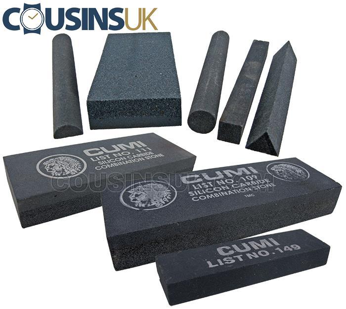 Carborundum Stones
