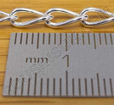 (1) 8.50  x 3.85mm, 100cm, 22.9g, Open Curb