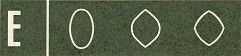 Oval Shaped, Sternkreuz E (EE)