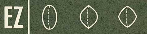 Oval Shaped, Sternkreuz EZ
