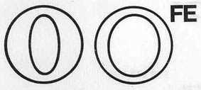 Oval Shaped with Flange, Sternkreuz FE & FEA