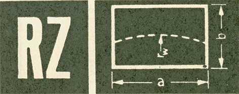 Rectangular/Square, Sternkreuz RZ