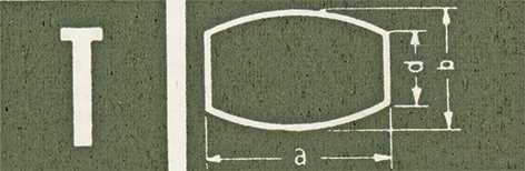 Barrel Shaped, Sternkreuz T