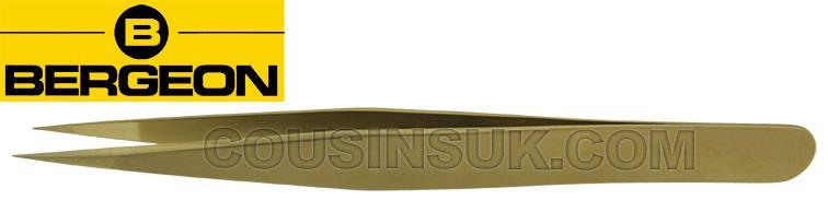 Brass Tweezers, Bergeon Swiss
