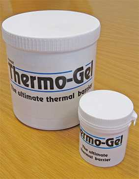 Insulating - Thermo Gel
