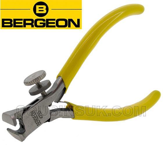 Cannon Pinion Tightening Tool, Bergeon 4733