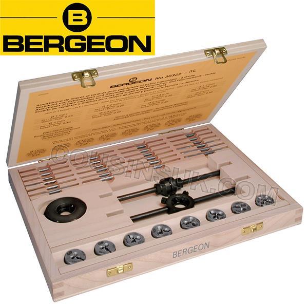 Ø1.00mm to Ø3.00mm, Bergeon Swiss