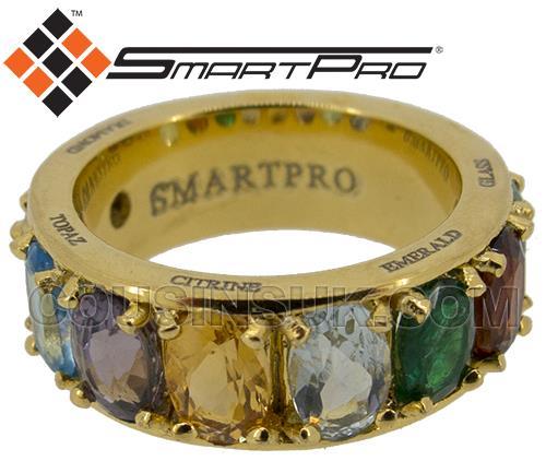 Diamond & Gemstones Testing Ring
