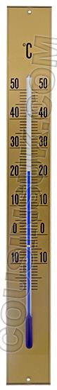 250 x 30mm Thermometer