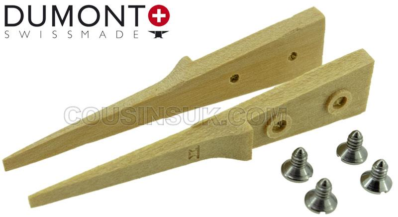 Flat Boxwood Replacement Tips, Dumont