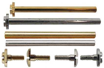 Fittings - Threaded Bars & End Screws