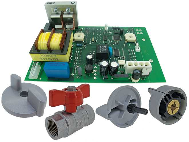Elma Replacement Spare Parts
