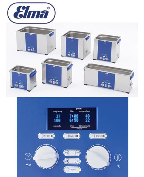 "Elma ""P"" Line (Industrial Use) Multi-frequency & Digital"