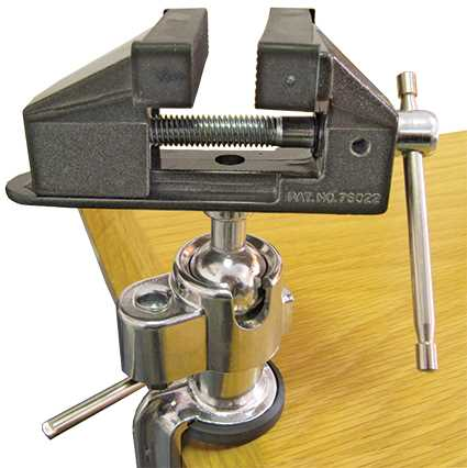 """Clamp On - 3"""" (75mm) Jaw, Multi Angle"""