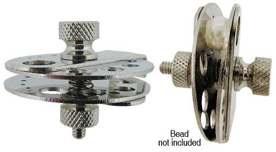 Pearl & Bead Drilling Clamp